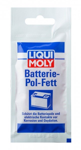Liqui Moly Battery Clamp Grease - 10G