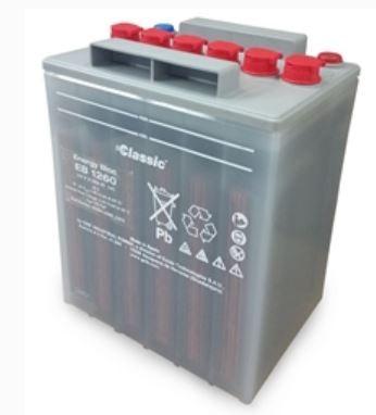 Exide Classic Energy Bloc EB 12160 Lead acid battery 12V 158Ah for UPS