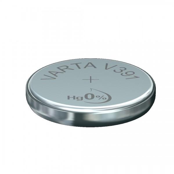 Varta Watch V391 SR55 1.55 V Watch battery High Drain 42mAh (1 Blister)