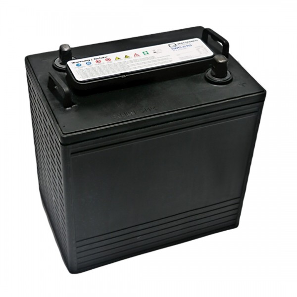 Q-Batteries 6DC-210 6V 210Ah Deep Cycle Traction Battery