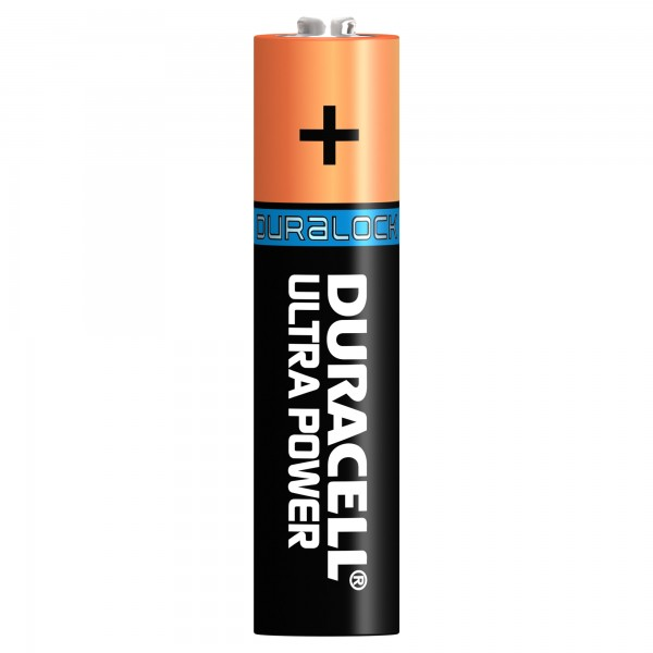 Duracell ULTRA POWER LR3 Micro AAA Battery MX 2400 1 pc. (loose)