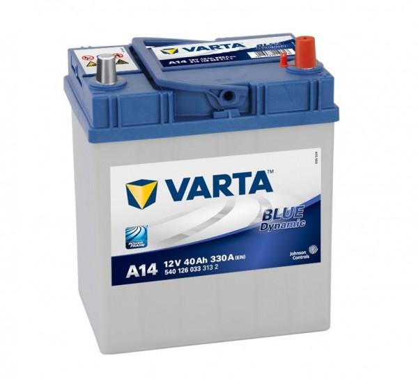 Batterie Start Batterie Varta 44Ah 12V Blue Dynamic B36 544 401 042