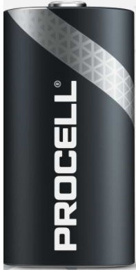 Duracell Procell High Power Lithium 123, 3V