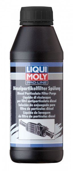 Liqui Moly Pro-Line Diesel Particulate Filter Purge 5171 - 500ml