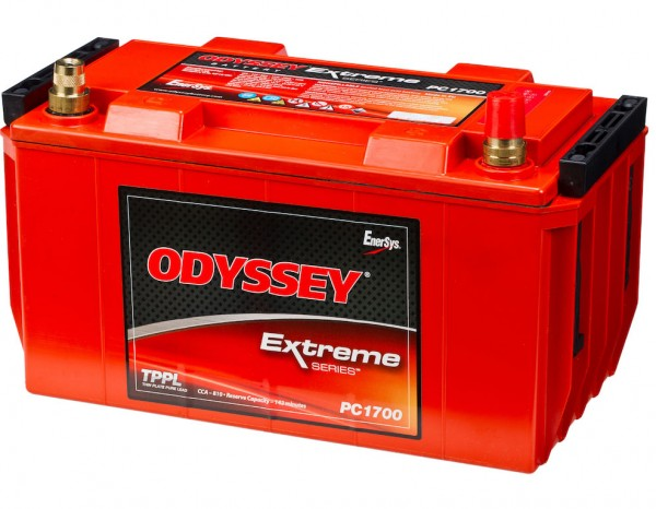 Hawker Odyssey PC1700 12V 68Ah 810A AGM Starter battery and supply battery Pure lead