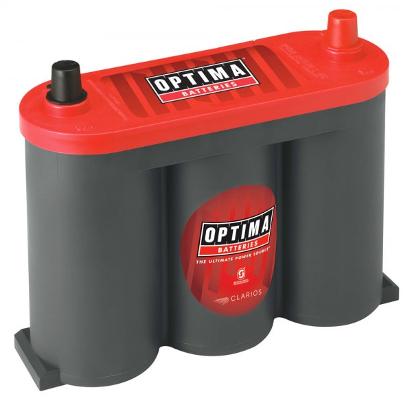 Optima Red Top RT S - 2.1, 6V 50Ah, AGM battery SpiralCell Technologie®